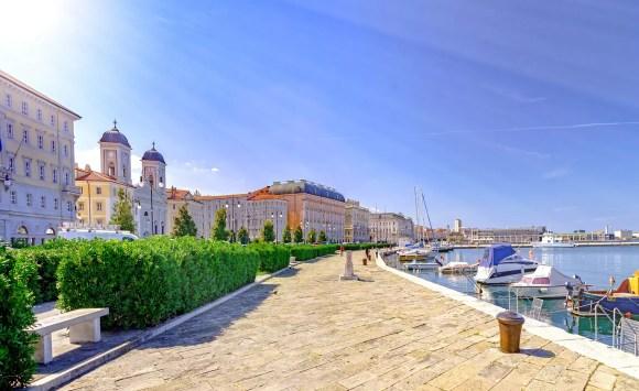 Trieste, Italy by Boerescu, Shutterstock