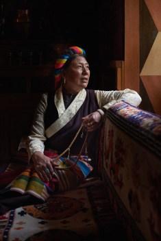 Prayer beads Tibetan Himalayas Simon Urwin