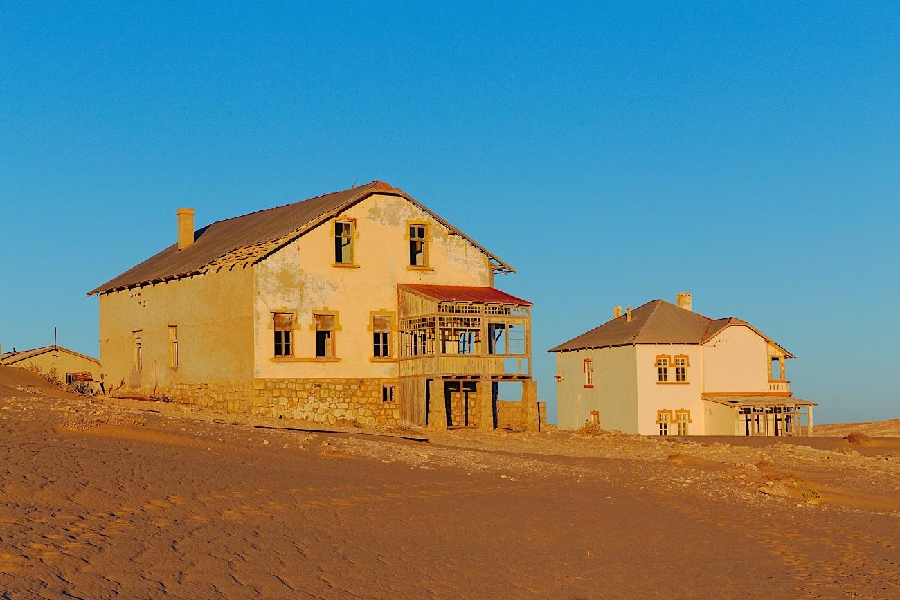 Kolmanskop Namibia Max Murauer, Unsplash