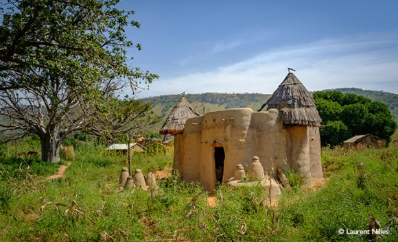 Tata Somba Villages, Benin, Laurent Nilles