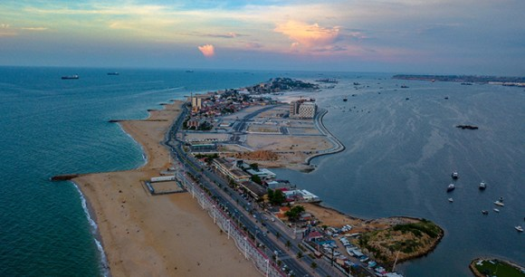 Ilha, Angola by Fly with Sebastian, Shutterstock