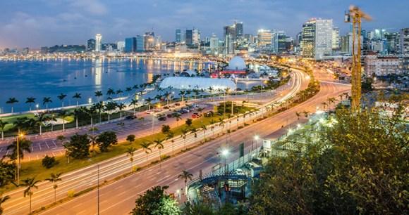 Luanda skyline, Angola by Fabian Plock, Shutterstock