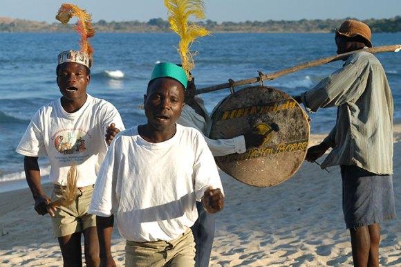local musicians, Malawi, Dana Allen