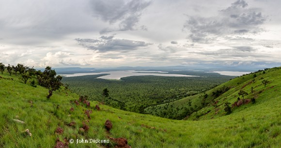 The rolling hills of Rwanda © John Dickens