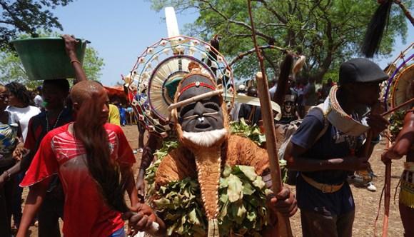 Bassari initiations Kedougou Senegal by Sean Connolly
