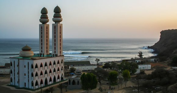 Oukam Mosque Dakar Senegal by Marco Muscara