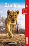 Zambia the Bradt Guide by Chris McIntyre