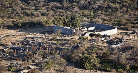 Great Zimbabwe by 2630ben, Shutterstock