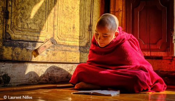 Nyaung Shwe Myanmar by Laurent Nilles