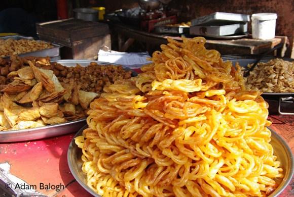 Jilebi Thatta Market Pakistan by Adam Balogh