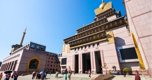 Chung Tai Chan Monastery Taiwan by Em7 Shutterstock