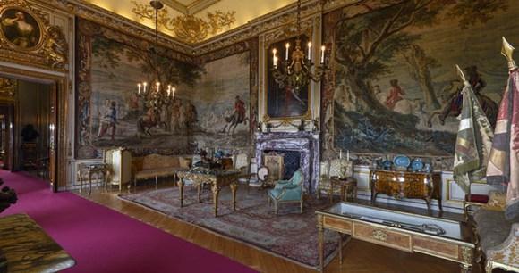 Blenheim Palace Woodstock Cotswolds UK by Blenheim Palace