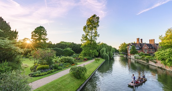 Cambridge Britain by Pajor Pawel Shutterstock