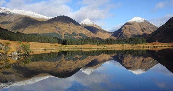 Loch Urr Britain by John A Cameron Shutterstock