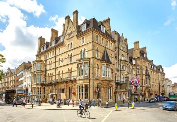 The Macdonald Randolph Hotel, Oxford, UK