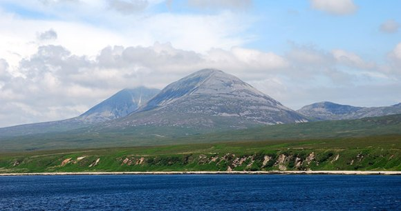 Paps of Jura Scotland Outer Hebrides by Weetonpics Dreamstime