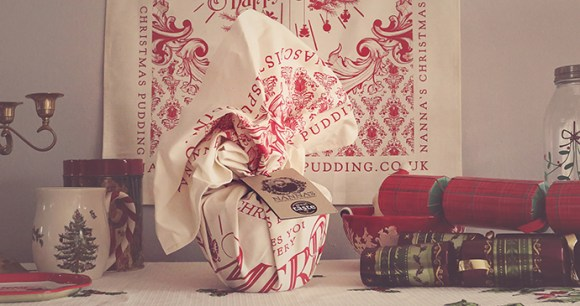 Christmas Pudding Chilterns By Nanna's Christmas Pudding
