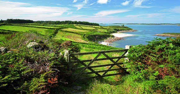 St Mary's Isles of Scilly by S Hughes, Visit Isles of Scilly