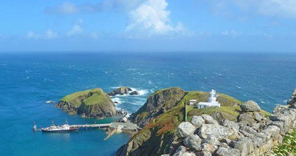 Lundy Island North Devon UK by Diana Mower Shutterstock