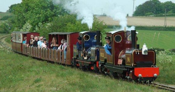 Wells & Walsingham Light Railway, Norfolk by Wells & Walsingham Light Railway