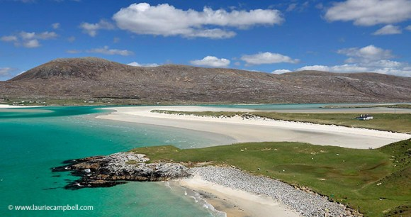 Seilebost Outer Hebrides Scotland by Laurie Campbell www.lauriecampbell.com