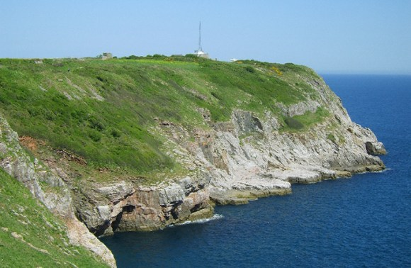 Berry Head Cliffs, Berry Head, Torbay, South Devon, TempyIncursion, Wikimedia Commons