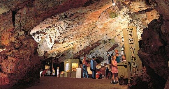 Kents Cavern South Devon by Kents Cavern