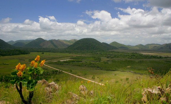 Rupununi view Guyana by Dwayne Hackette, Guyana Tourism Authority