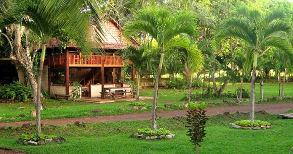 Rock View Lodge Guyana by Courtesy of Wilderness Explorers