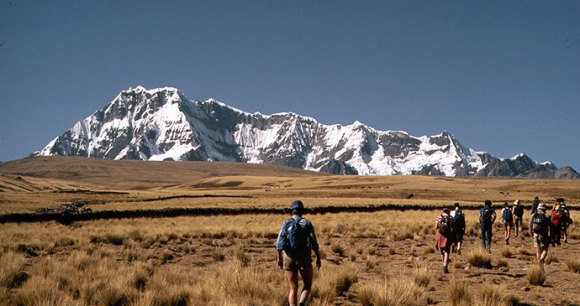 Ausangate Circuit Peru by Hilary Bradt