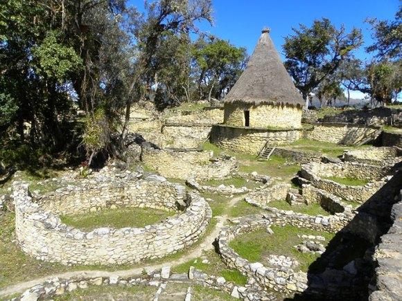Kuelap Chachapoyas Peru by Yolka Shutterstock
