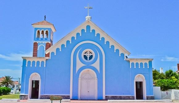 Nuestra Señora de la Candelaria, Punta del este by Evsa002, Dreamstime