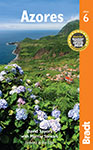 Azores the Bradt Guide by Murray Stewart