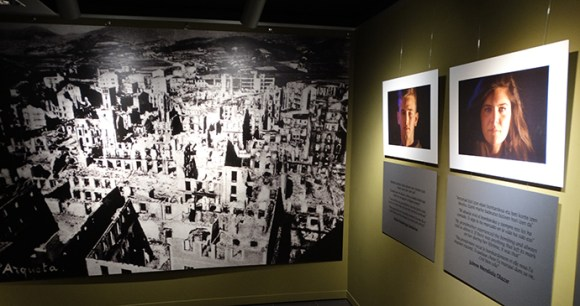 Museum of Peace Guernica Basque Country Spain by Adam Jones Wikimedia Commona