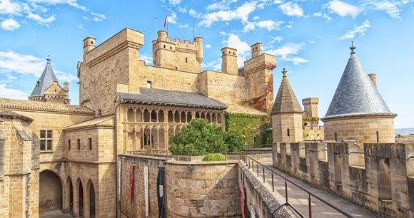 Palacio Real, Basque Country, Chanclos, Shutterstock