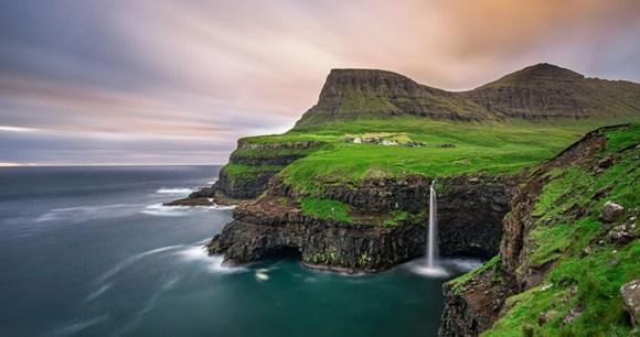Gasaldur, Faroe Islands by Nick Fox, Shutterstock