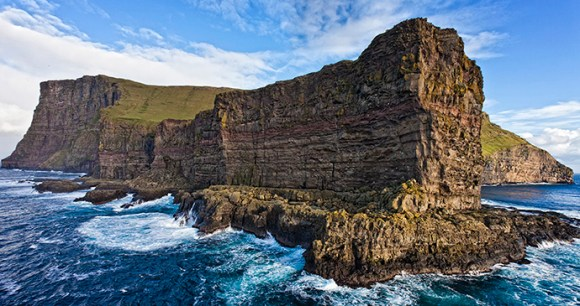 Stora Dimun, Faroe Islands by VisitFaroeIslands