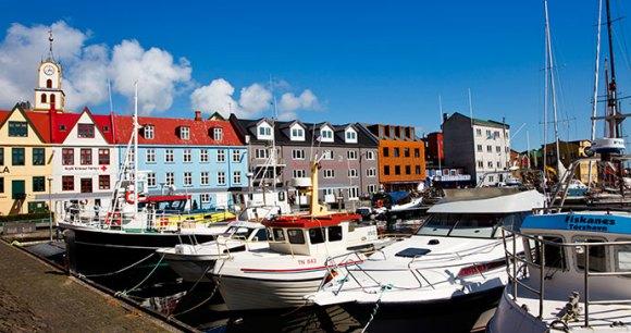 Torshavn Faroe Islands by VisitFaroes