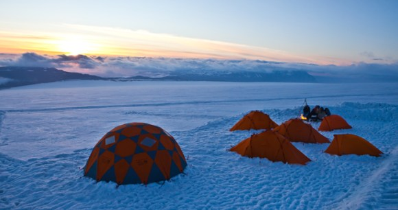 Wild camping, Iceland by VisitWestIceland, www.west.is