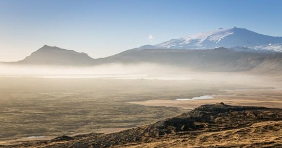 Snæfellsjökull, Iceland by Jan Mastnik, Shutterstock