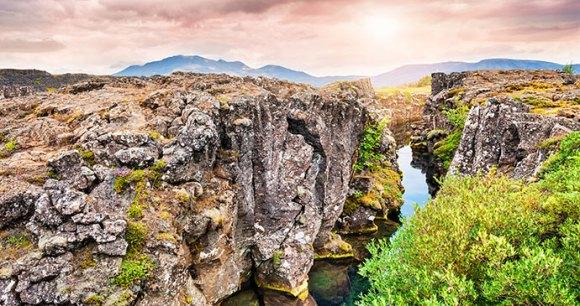 Thingvellir, Iceland by Smallredgirl, Dreamstime