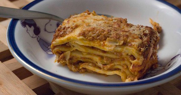 Lasagna, Chi King, Wikimedia Commons