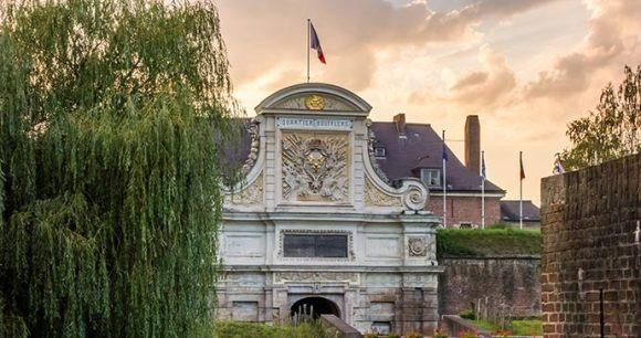 Citadelle, Lille by Ralf Siemieniec, Shutterstock
