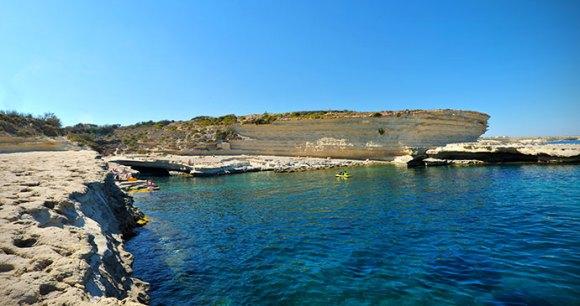 Peter's Pool Malta by © www.viewingmalta.com