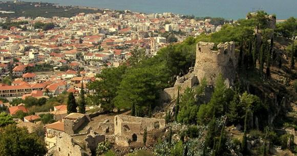 Kyparissia The Peloponnese Greece by Roman Klementschitz Wikimedia Commons
