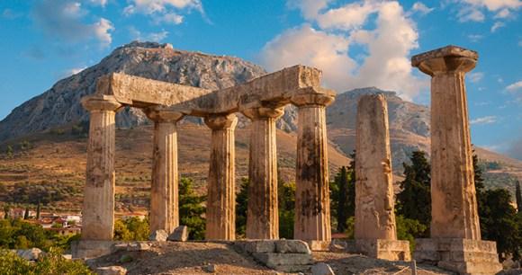 Ancident Corinth, Peloponnese, Greece © Sunvil