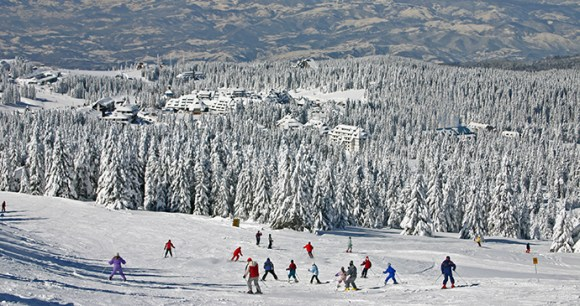 Skiing, Kopaonik, Zlatibor, Serbia by D. Bosnic, Archive National Tourism Organisation Serbia