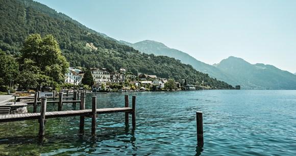 Vitznau Lake Luzern by Ivo Scholz Switzerland Tourism