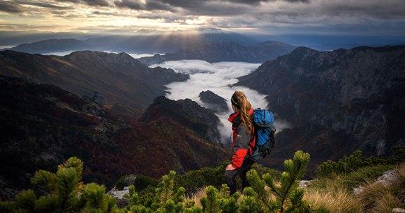 The Via Dinarica trail by Adnan Bubalo