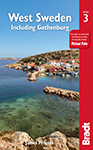 West Sweden the Bradt Guide by James Proctor